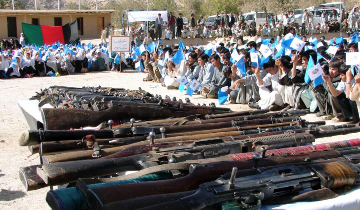PeaceDayWeaponHandoverAfghanistan